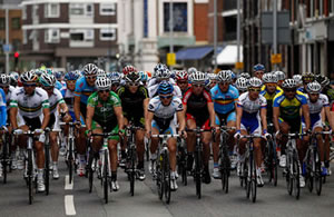 Prudential Ride London 2015